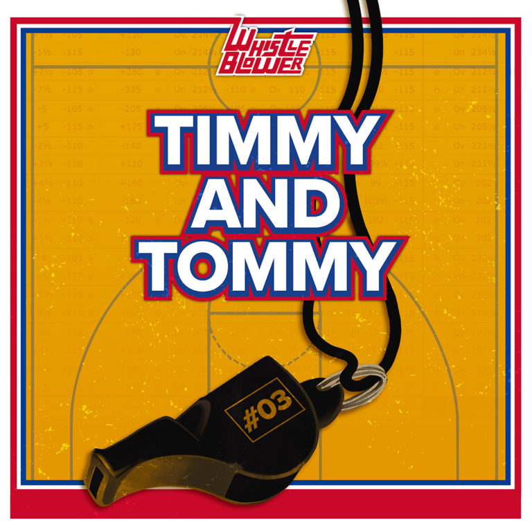 Episode 3: Timmy and Tommy. Whistleblower Podcast